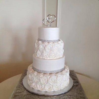 Wedding Cakes Modern Pastry Shop Inc